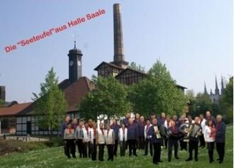 Shanty Singers, Seteufel, Musikverein, Halle Saale