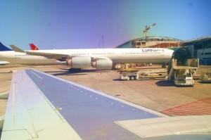 Flughafen Namibia, Foto Seeteufel Michael